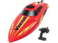 VECTOR 30 Brushed RTR RED