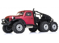Dodge Atlas Scaler 1/10 6WD RTR Rouge - ROC002RTR-RED