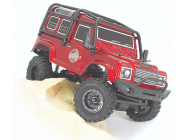 Outback Mini 3.0 Ranger 1/24 RTR Dark Red - FTX5503DR