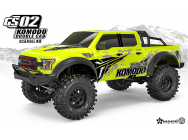 Gmade 1/10 GS02 Komodo Double Cab Kit - GM57004