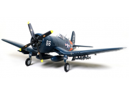 FMS Monster Corsair F4U (Bleu) PNP 1700mm V3 + Gyro Reflex - FMS130
