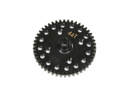 Center Diff 46T Spur Gear, Lightweight 8X - Team Losi - TLR342021