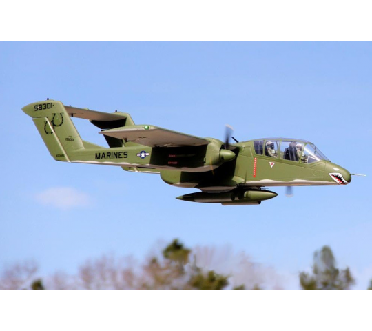 OV-10 Bronco 1400mm FlightLine - PNP - FLW305P