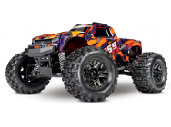 Traxxas Hoss 4x4 VXL orange - 90076-4-ORNG