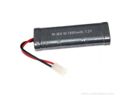 Batterie 7,2V1800 Mah Nimh BlackBull - 2200BB03014