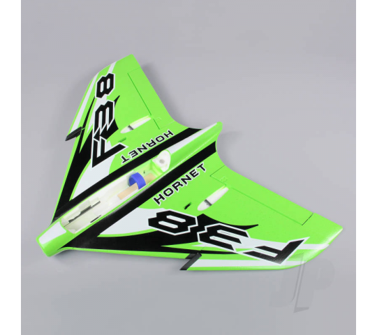 Wing without Canopy Green (Painted with Decal) (F-38) - JP - JPDF12016