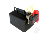 Fuel Caddy Electric Fueling System (Noir Jet & Glow) 5 Litres - JP - JPDA0013