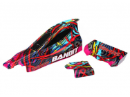 Carrosserie Bandit  Hawaiian Graphics - Traxxas - 2449