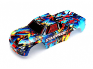 Carrosserie Stampede Rock N  Roll Peinte Et Decoree - Traxxas - 3648