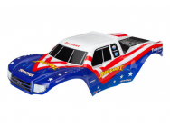 Carrosserie Peinte Et Decoree Bigfoot Rouge Blanc Bleu - Traxxas - 3676