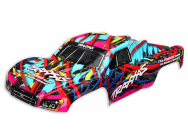 Carrosserie Slash 4X4  Hawaiian Graphics Peinte Et Decoree - Traxxas - 5849