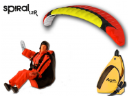 Spiral 1.2R RC Kit Rouge - OPL-SRKT12RRE