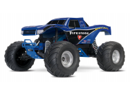 Bigfoot Firestone - 4X2 - 1/10 Brushed Tq 2.4Ghz - Id - Traxxas - 36084-1-FIRE