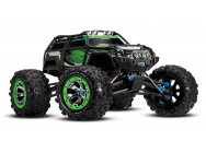Summit - 4X4 - Vert- 1/10 Brushed - Sans Accus/Chargeur - Traxxas - 56076-4-GRN