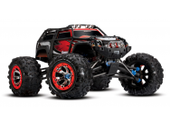 Summit - 4X4 - Rouge- 1/10 Brushed - Sans Accus/Chargeur - Traxxas - 56076-4-RED