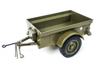 Remorque Jeep Willys 1/6 - ROCC1102