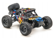 Sand Buggy 4WD 1/14 RTR rouge/noir - 14003