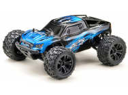 Monster Truck Racing 4WD 1/14 RTR noir/bleu - 14004