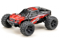 Monster Truck Racing 4WD 1/14 RTR noir/rouge - 14005