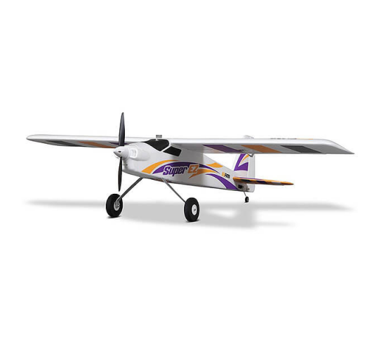 FMS 1220Mm Super Ez Trainer V4 Rtf W/Floats & Reflex Gyro - FMS122RF