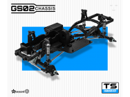 Gmade 1:10e Gs02 Ts Chassis Kit  - GM57002