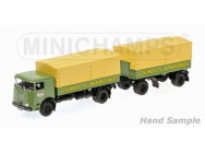 Bussing LU11/16 1961 Minichamps 1/43 - T2M-499073924