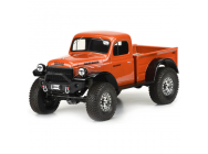 Proline 1946 Dodge Power Wagon Carrosserie Transparente Crawler 313Mm Wb - PL3499-00