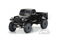 Proline 1946 Dodge Power Wagon Tough Colour Noir 313Mm Crawl - PL3499-18