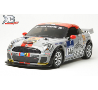 XB Mini JCW Coupe M05 Tamiya 1/10 - TAM-57829