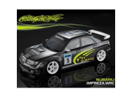Matrixline WRC Carrosserie Transparente 190Mm W/Accessories - PC201010
