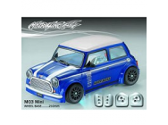 Matrixline Mini Carrosserie Transparente M-Chassis W/Accessories - PC201029