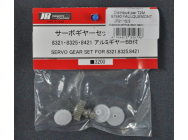 Set pignons MP70A/8321/8421/8325 JR  - T2M-JR2115/2
