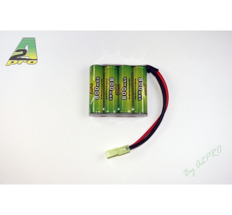PACK 4.8V/AP-800AA NIKKO-TYCO A2PRO - A2P-4082N