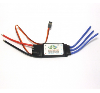 Controleur Brushless 40A - DIV-40A-ESC