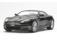 Aston Martin DBS + Photo-Dec. Tamiya 1/24 - TAM-25155