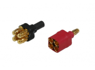 4-in-1 Power Connector   - Gaui 500x - GAU-GAU222175