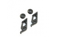 Centro C4.1/2 Rear Aile Mounts  - C0015