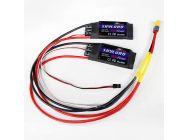 Dynam Gloster Meteor F8 ESC Set pour F.8(Twin 80A) - DY-F.8-T80A