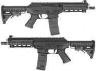 SIG 556 SHORTY RAS Blow Back KING ARMS - AIS-ka-ag-23