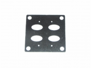 Plaque Fixation Camera Q4U - AVI-2000Q4U-06
