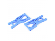 FTX Carnage/Outlaw/Bugsta/Torr Front Lower Susp Arm 2Pc Bleu - FTX6320B