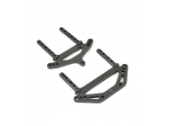 FTX Torro Front & Rear Body Posts (2Pc) - FTX6948