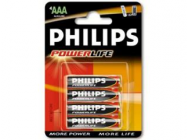 Piles Phillips LR03 AAA 1.5V powerlife - MKT-3172