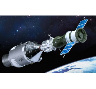 Apollo 18 & Soyuz 19 Dragon 1/72 - T2M-D11012