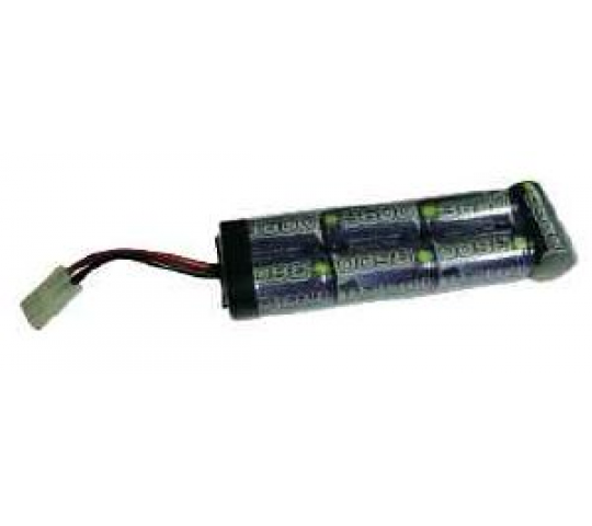 Pack Large Batterie NIMH 8,4V 3600 mAh - AIS-603236