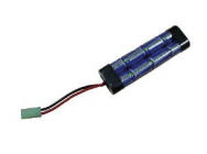 Pack Mini Batterie NIMH 9,6V 1400 mAh - AIS-603241