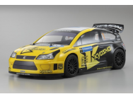 DRX VE Kyosho demon 4WD Readyset EP (KT 200) - KYO-30880RS