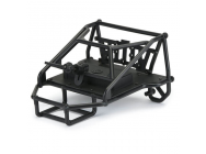 Proline Back Half Cage pour Pl Cab Only Crawler Body (Scx10) - PL6322-00