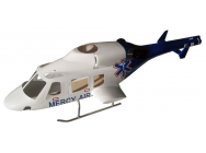 Fuselage Bell 230 UT (Mercy air) A2PRO - A2P-808530