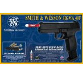 S & W Sigma Co2 - AIS-320502
